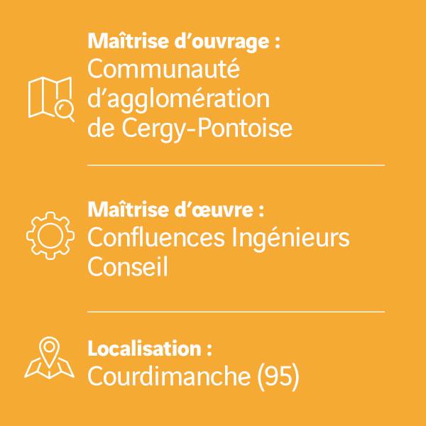 Curage du bassin de la Louvières contexte chantier